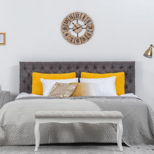 Finishing Touches - Headboards
