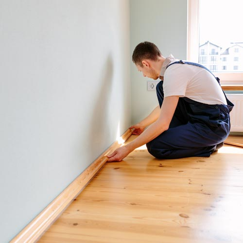 Finishing Touches - Skirtings