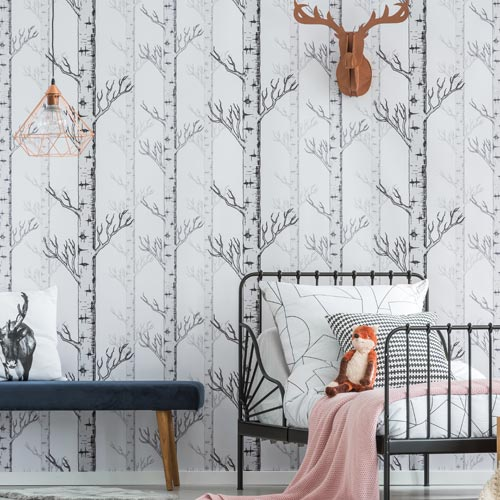 Finishing Touches - Wall Paper